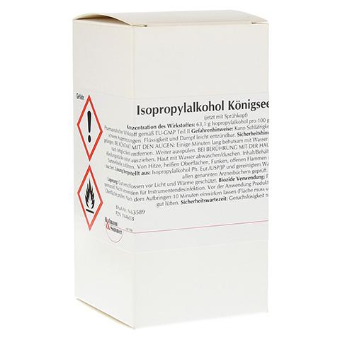 ISOPROPYLALKOHOL Königseer Biozid 100 Milliliter