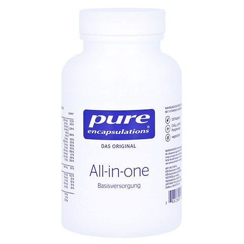 PURE ENCAPSULATIONS all-in-one Pure 365 Kapseln 120 Stück