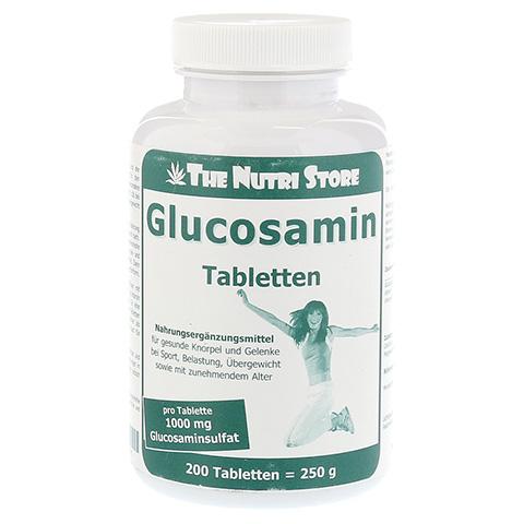 GLUCOSAMIN 1000 mg Tabletten 200 Stück