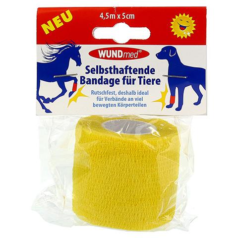 Bandage für Tiere selbsthaftend 5 cmx4,5m 1 Stück