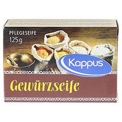 KAPPUS Gewürzseife 125 Gramm - Vorderseite