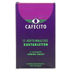 CAFECITO Kapseln 11 Stück - Vorderseite