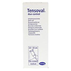 TENSOVAL duo control II Schalenm.Pre form.22-32 cm 1 Stück - Vorderseite