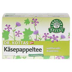 DR.KOTTAS Käsepappeltee Filterbeutel 20 Stück - Vorderseite