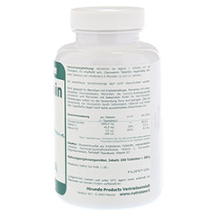GLUCOSAMIN 1000 mg Tabletten 200 Stück - Linke Seite