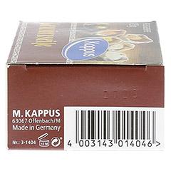 KAPPUS Gewürzseife 125 Gramm - Rechte Seite