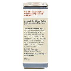 APOPET Schüßler-Salze-Kombination N ad us.vet.Gl. 12 Gramm - Rechte Seite