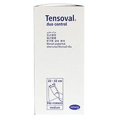 TENSOVAL duo control II Schalenm.Pre form.22-32 cm 1 Stück - Rechte Seite