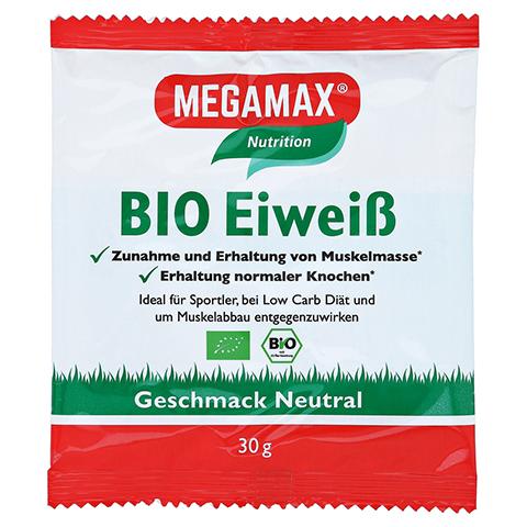 BIO EIWEISS Neutral Megamax Pulver 30 Gramm