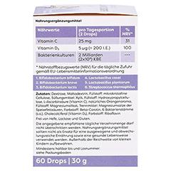 Lactobact Junior Drops Lutschtabletten 60 Stück - Linke Seite