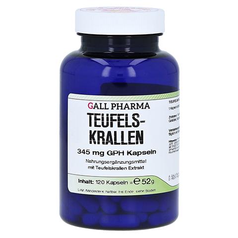 TEUFELSKRALLEN 345 mg GPH Kapseln 120 Stück