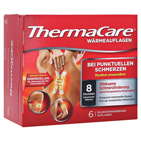 THERMACARE Wärmeauflagen bei punktuellen Schmerzen 6 Stück