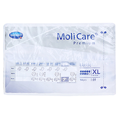 MOLICARE Premium Elastic Slip 9 Tropfen Gr.XL 14 Stück - Oberseite