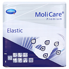 MOLICARE Premium Elastic Slip 9 Tropfen Gr.XL 14 Stück - Rückseite