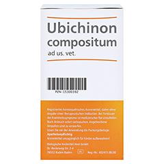 UBICHINON compositum ad us.vet.Ampullen 100 Stück - Linke Seite