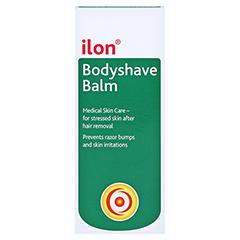 ILON Bodyshave Balsam 100 Milliliter - Rückseite