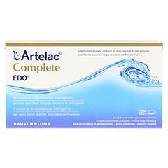 ARTELAC Complete EDO Augentropfen 10x0.5 Milliliter - Rückseite