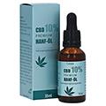 CBD CANEA 10% Premium Hanf-Öl 30 Milliliter