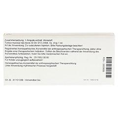 TUNICA mucosa nasi GL D 12 Ampullen 10x1 Milliliter N1 - Rückseite