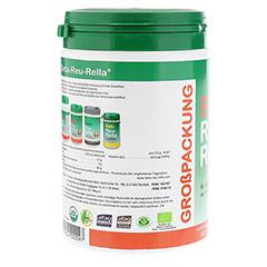 BETA REU RELLA Süßwasseralgen Tabletten 2000 Stück - Rückseite