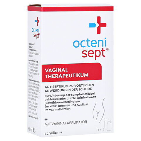 Octenisept Vaginaltherapeutikum 50 Milliliter N1