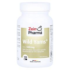 Wild-Yams Plus 120 Stück