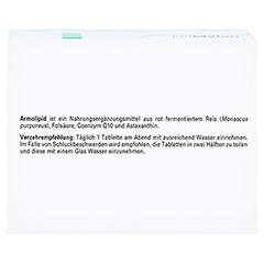 ARMOLIPID Tabletten 2x90 Stück - Oberseite
