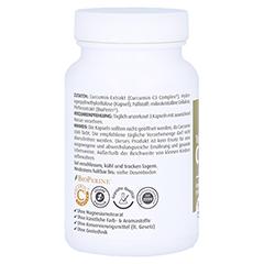 Curcumin-Triplex3 500 mg/Kapsel 95% Curcumi + Bio Perin 90 Stück - Rechte Seite