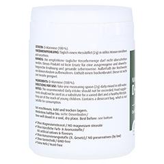 Natural D-mannose Powder 100 Gramm - Linke Seite