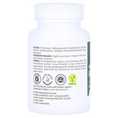 Natural D-mannose 500 mg Kapseln 60 Stück - Linke Seite