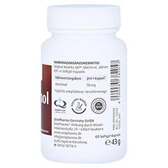 Ubichinol COQ 10 Kapseln 50 mg 60 Stück - Linke Seite