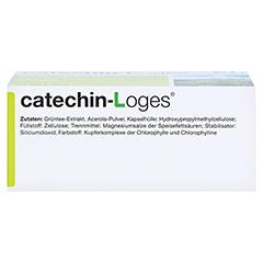 CATECHIN-Loges Kapseln 120 Stück - Oberseite