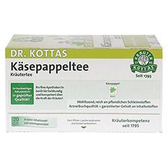 DR.KOTTAS Käsepappeltee Filterbeutel 20 Stück - Oberseite