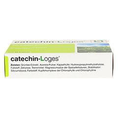 CATECHIN-Loges Kapseln 60 Stück - Unterseite