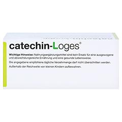 CATECHIN-Loges Kapseln 120 Stück - Unterseite