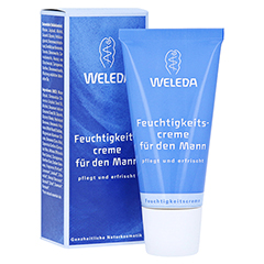 WELEDA Feuchtigkeitscreme für den Mann 30 Milliliter