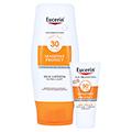 Eucerin Sun Lotion Extra Leicht LSF 30 + gratis Eucerin Sun Oil Control Body LSF50+ 150 Milliliter