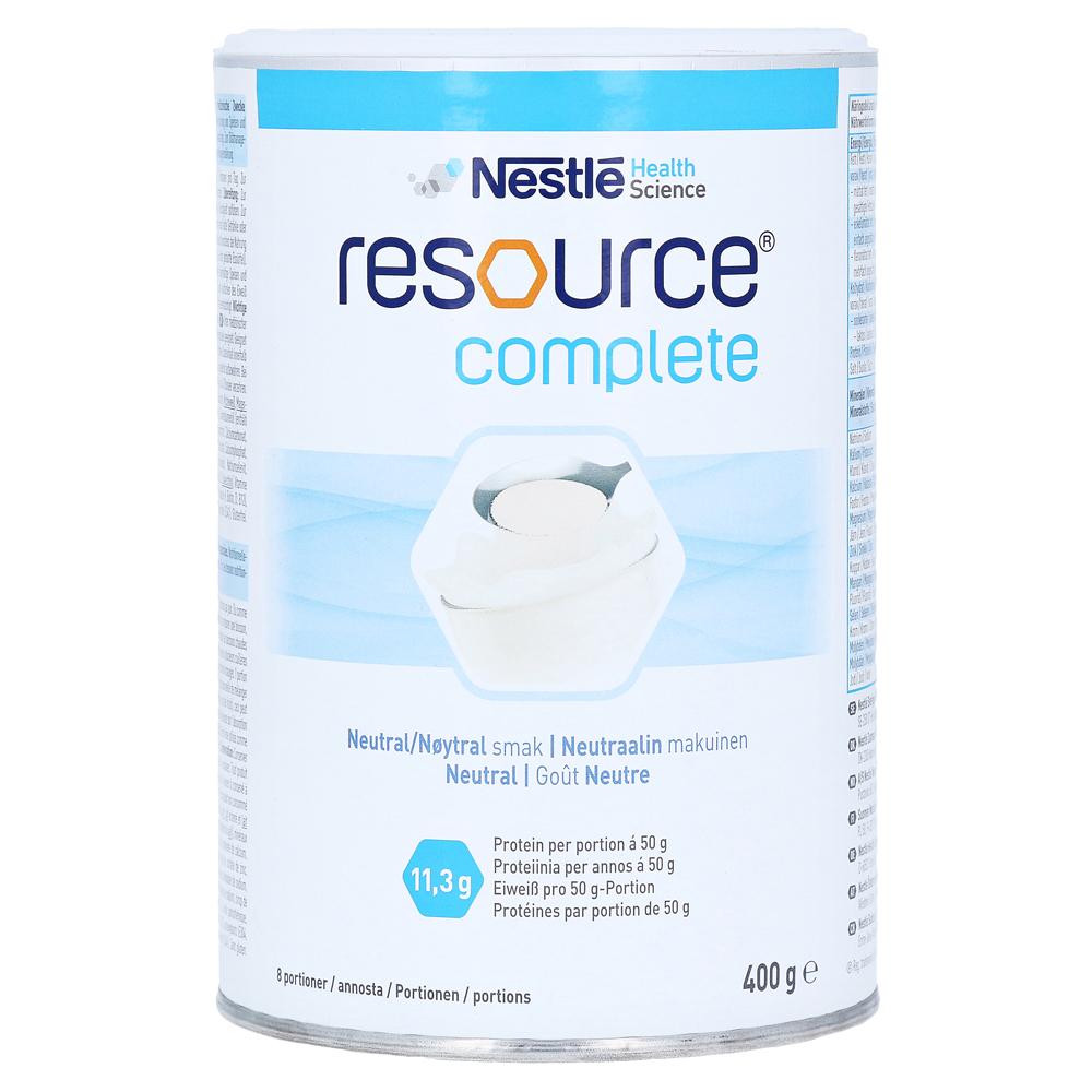 resource-complete-pulver-400-gramm