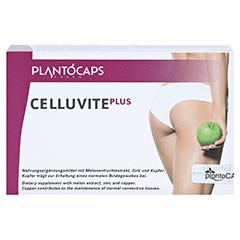 Plantocaps Celluvite PLUS Kapseln 60 Stück - Vorderseite