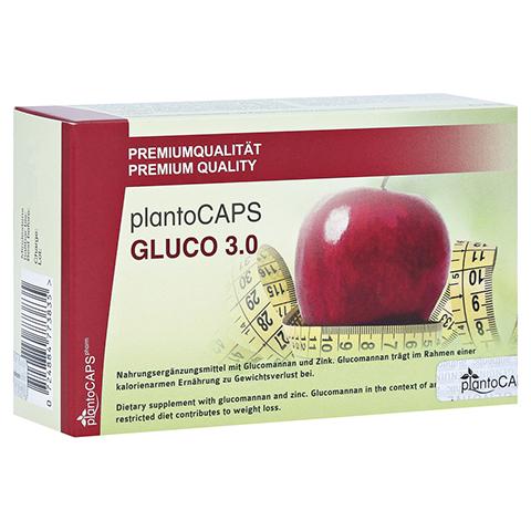 PLANTOCAPS GLUCO 3.0 Kapseln 60 Stück