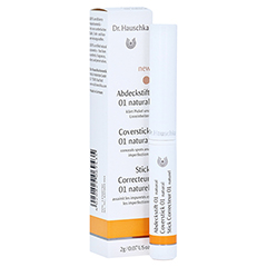 Dr. Hauschka Abdeckstift 01 natural 2 Gramm