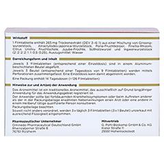 YAMATOGAST 265 mg Filmtabletten 126 Stück - Rückseite
