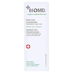 Biomed Erste Hilfe Hypoallergene Augenmaske 15 Milliliter - Vorderseite