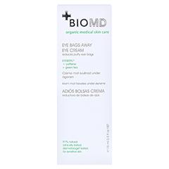 Biomed Tränensäcke Ade Augenpflege 15 Milliliter - Rückseite