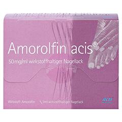 Amorolfin acis 50mg/ml 3 Milliliter N1 - Vorderseite