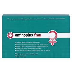 AMINOPLUS frau Pulver 30 Stück - Vorderseite