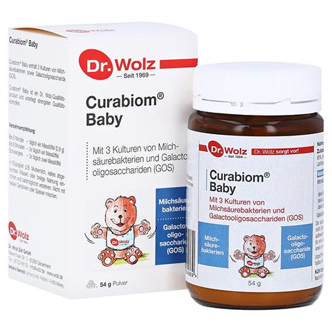 CURABIOM Baby Pulver 54 Gramm
