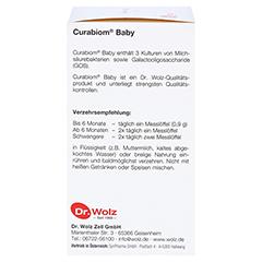 CURABIOM Baby Pulver 54 Gramm - Linke Seite