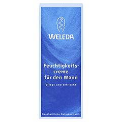 WELEDA Feuchtigkeitscreme für den Mann 30 Milliliter - Vorderseite