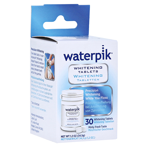 WATERPIK Whitening Tablets 30 Stück